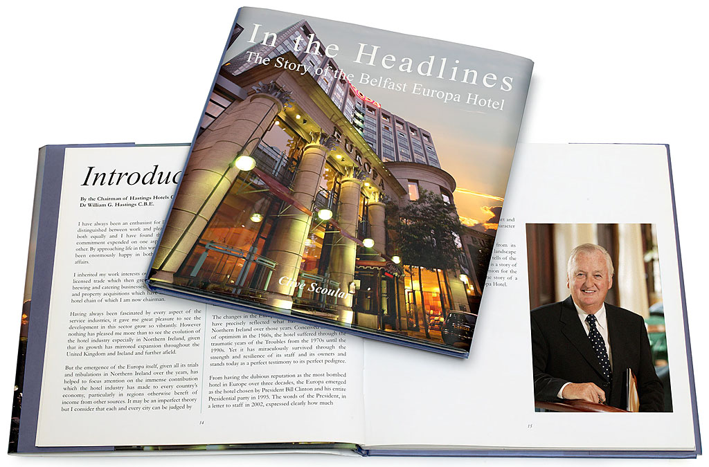 Media use: Book - In the Headlines by Clive Scoular.