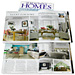 Editorial feature in 25 Beautiful Homes magazine