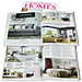 March 2016 issue of 25 Beautiful Homes